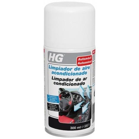 HG - Limpiador de aire acondicionado para coche
