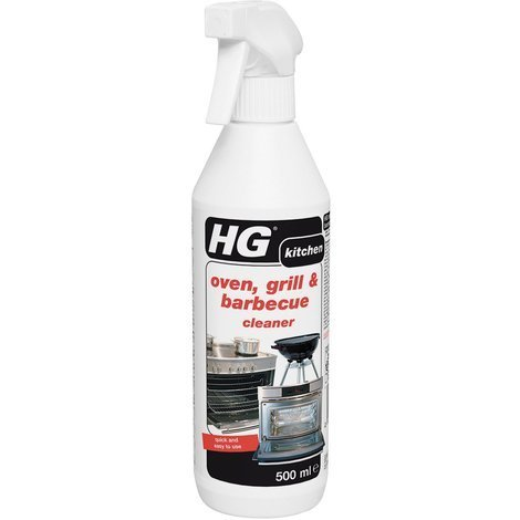 HG Oven/ Grill/ Barbecue Cleaner