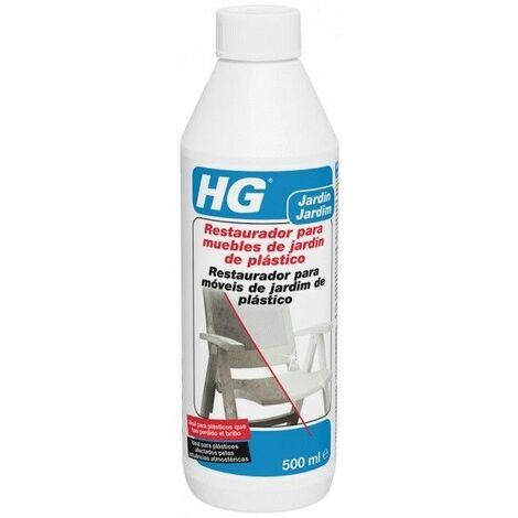HG - Restaurador para muebles de jardín de plástico