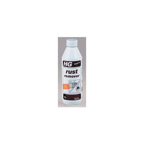 Hg Rust Remover 0.5Ltr