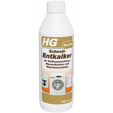 HG Geräte Schnell-Entkalker 500 ml