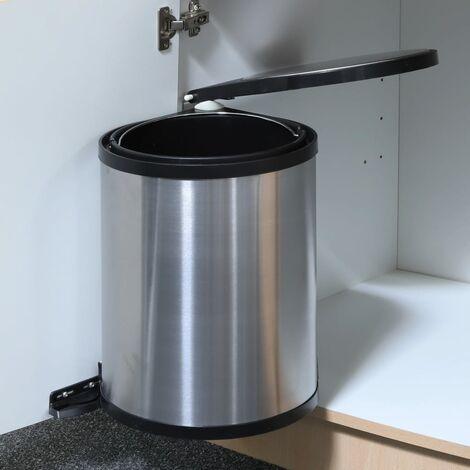 HI Built-in Dust Bin 12 Liters