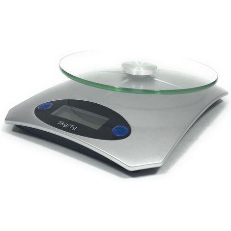 HI Digital Kitchen Scale Silver