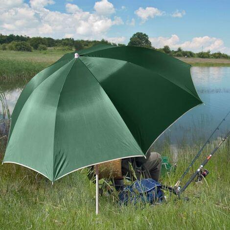 HI Fishing Umbrella Green UV30 200 cm