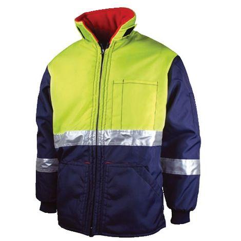 Hi-Glo 05 Chill Navy/Yellow Jackets