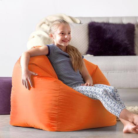 Hi-Rest Bean Bag Chair - Large Kids Indoor Outdoor Beanbag