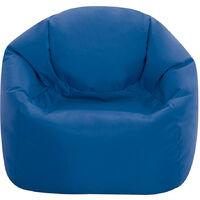 Hi-Rest Bean Bag Chair - Medium Large Kids Indoor Outdoor Beanbag