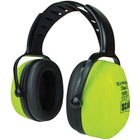 Hi-Vis Ear Defenders SNR 32 dB