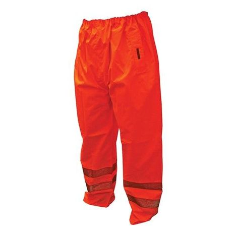 Hi-Vis Motorway Trousers Orange
