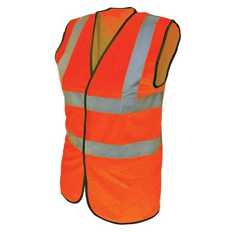 Hi-Vis Waistcoats Orange