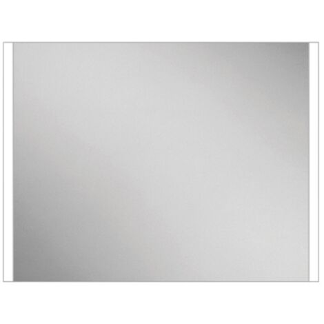 HiB Connect 80 Designer LED Bathroom Mirror 600mm H x 800mm W