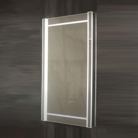 HiB Duplus 60 LED Bathroom Mirror 900mm H x 600mm W