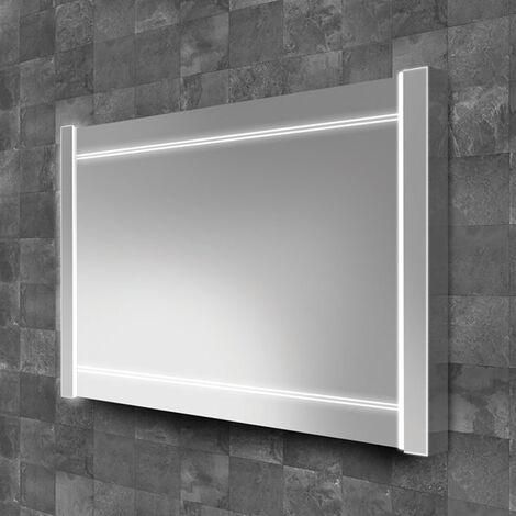 HiB Duplus 80 LED Bathroom Mirror 600mm H x 800mm W