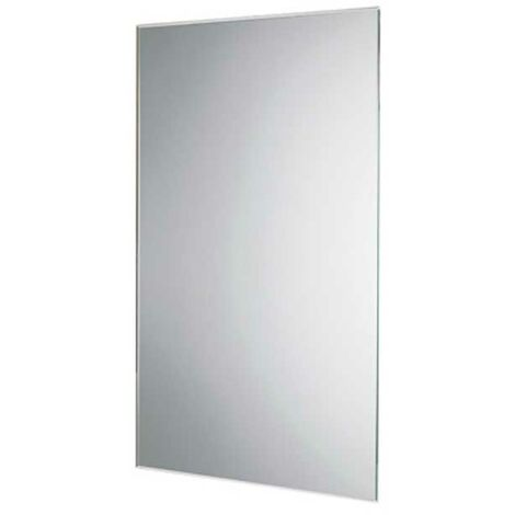 HiB Fili Designer Bathroom Mirror 800mm H x 400mm W