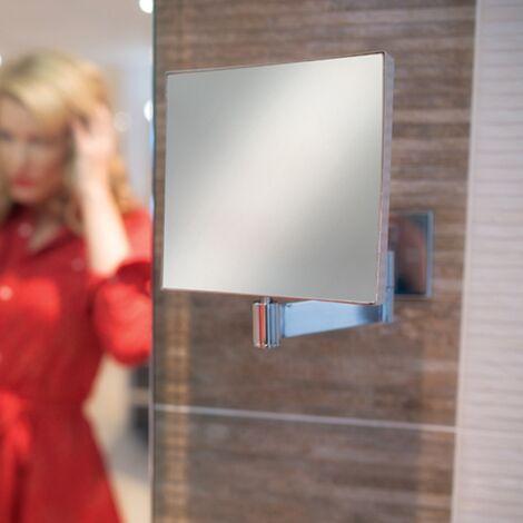 HiB Helix Magnifying Mirror - Square