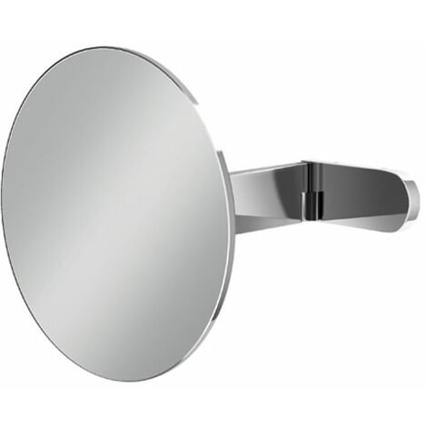HiB Pure Round Magnifying Bathroom Mirror 200mm Diameter