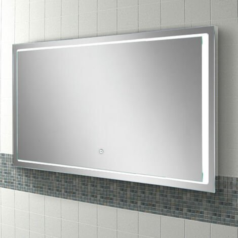 HiB Spectre 100 LED Bathroom Mirror 600mm H x 1000mm W