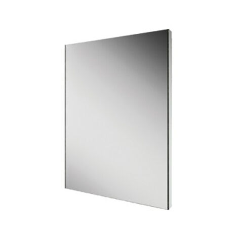 HiB Triumph 60 Designer Bathroom Mirror 800mm H x 600mm W