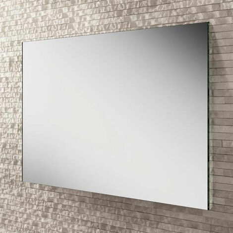 HiB Triumph 80 Designer Bathroom Mirror 600mm H x 800mm W