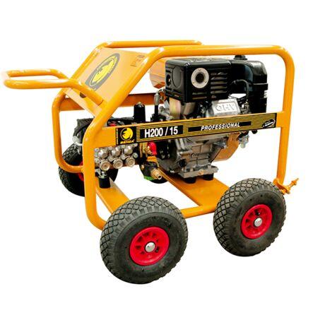 Hidrolimpiadora Benza 200/15 4 ruedas