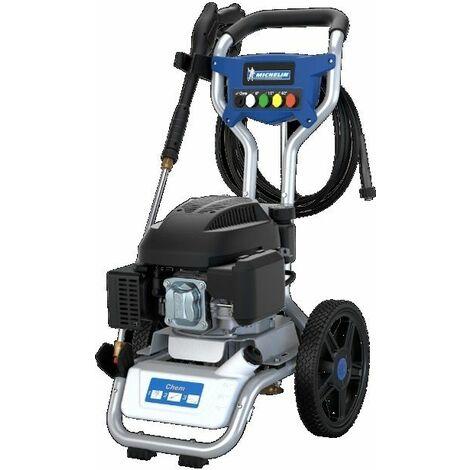 Hidrolimpiadora de gasolina con carro 207Bar 570lt/h MICHELIN MPX210TL