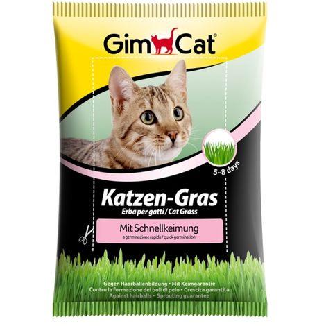 Hierba GIMCAT para gatos (Bolsa de 100g)