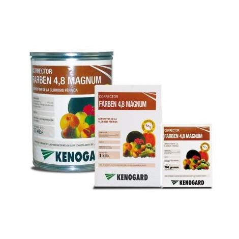 Hierro para la Agricultura al 6 de Kenogard El mejor 1kgs