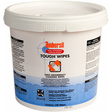 High Absorbency Hand Cleaning Wipes
