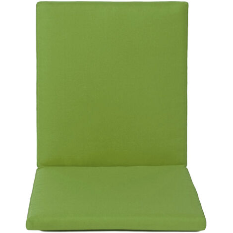 High Back Chair Cushion Seat Pad Removable Chair Seat Cover Cushion