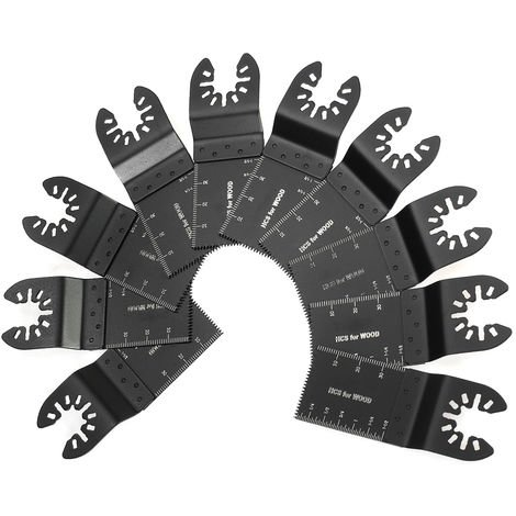 High carbon steel saw blade power tool trimmer accessories set