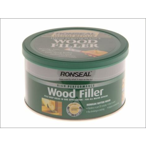 High Performance Wood Filler