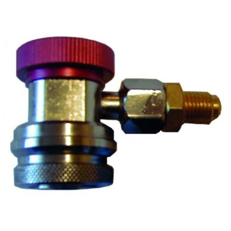 High pressure automobile service valve - GALAXAIR : RRHP134