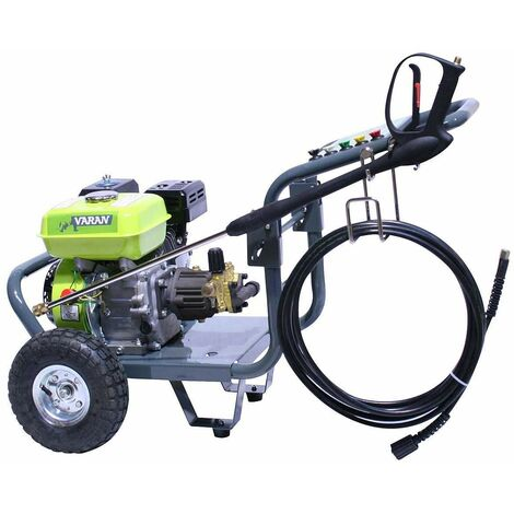 Varan Motors - 93001 High Pressure Washer Gasoline 6.5HP 163CC 2700PSI 170BAR