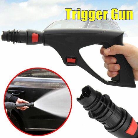 High Pressure Washer Spray Gun + Nozzle Tip Foam Lance Trigger For LAVOR VAX BS