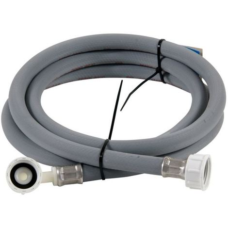 High Quality Washing Machine Fill Water Feed Inlet Hose Pipe 100cm Long