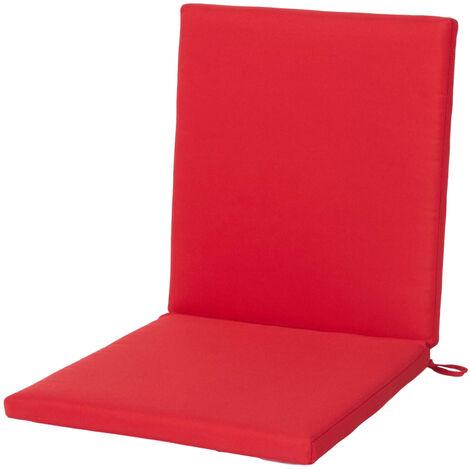 High rebound foam mattress chair cushion for garden chair chair 41x41x4cm