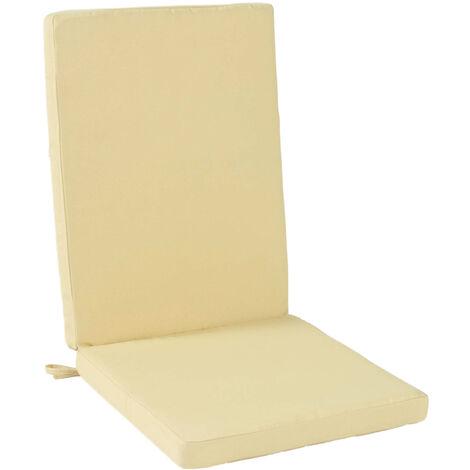 High rebound foam mattress chair cushion for garden chair chair 50x45x4cm