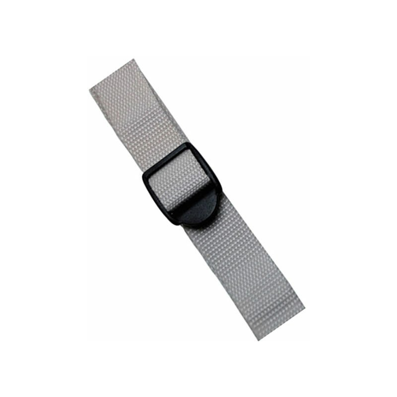 Image of 3005EURDATCOL Lashing Straps with Plastic Buckle 1.8m 2 Piece - Master Lock