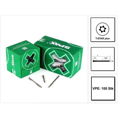 500 St/ück SO-TECH/® Spanplattenschrauben 4,0 x 50 mm Kreuzschlitz