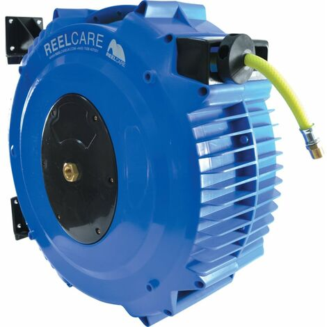 High-Vis Air & Water Hose Reels