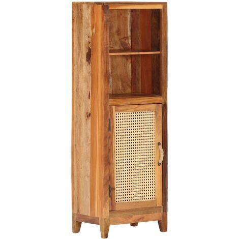 Highboard 40x30x122 cm Solid Reclaimed Wood