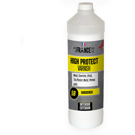 HIGHPROTECT - Bi-component Varnish for beton cire, decorative concrete, waterproof, anti stains, highest protection