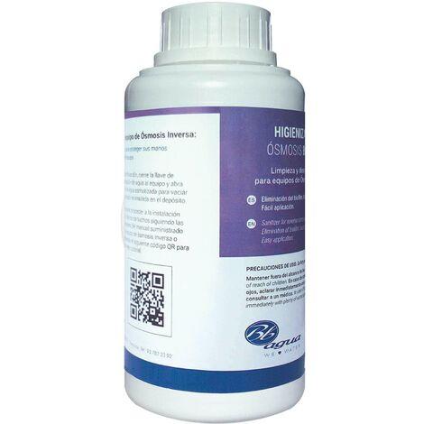 Higienizador para equipos de Osmosis Inversa.