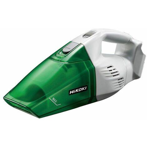 HiKOKI 18V Aspirateur à main sans fil R18DSL (sans batterie, sans chargeur) - R18DSLW4Z