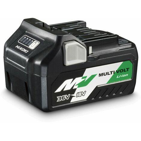 HiKOKI 371750 Accu MultiVolt 36V - 2.5Ah /18V - 5.0Ah Li-ion