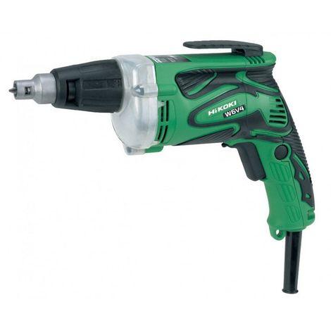 HIKOKI 51151266 - Atornillador eléctrico 620W autoroscante 6mm 4500rpm inserción un cuarto pulgada