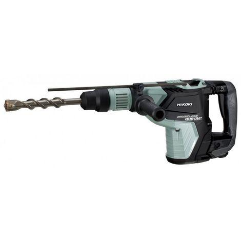 HIKOKI 51223926 - Martillo combinado eléctrico SDS-Plus sin escobillas 1150W 11J 1430-2850imp