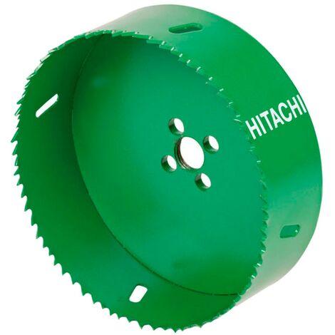 HIKOKI 752144 - Sierra de corona HSS Bi-metal 95 mm profundidad util de corte 38 mm