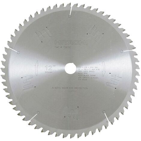 HIKOKI 752488 - scie circulaire disque et ingler 305x2.8x1.8mm tige 30 mm 60 dents pourle bois