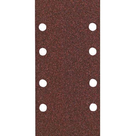 HIKOKI 753021 - Papel de lija para lijadoras orbitales 93x185 mm grano 40 con Velcro